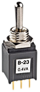 B Series Process Sealed Antistatic Toggle